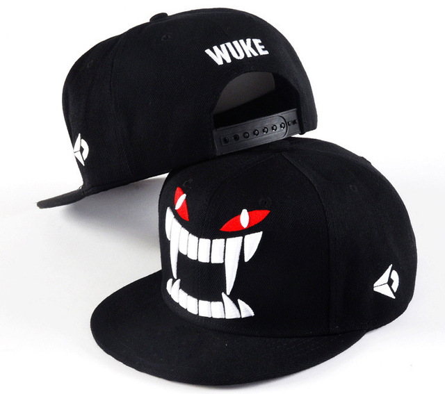New Style Korean Snapback Letter Adjustable Baseball Cap Hip Hop Flat  Basketball Football Hat For Men Women f09c8515bb