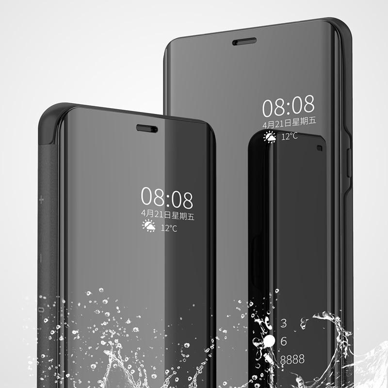 Samsung Galaxy Note 9 Mirror Flip Case 1