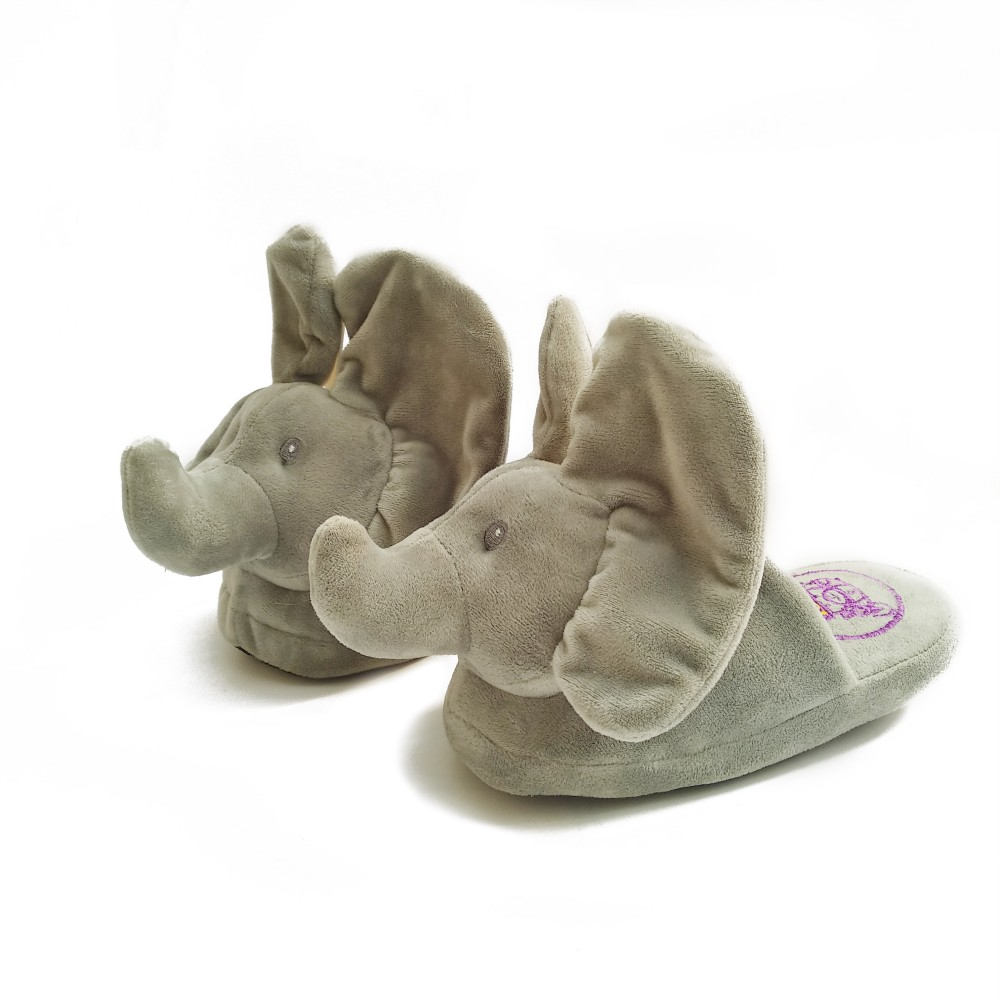 أفكار جديدة تعرف على بوو Plush Toys Slippers - اللعب القطيفة