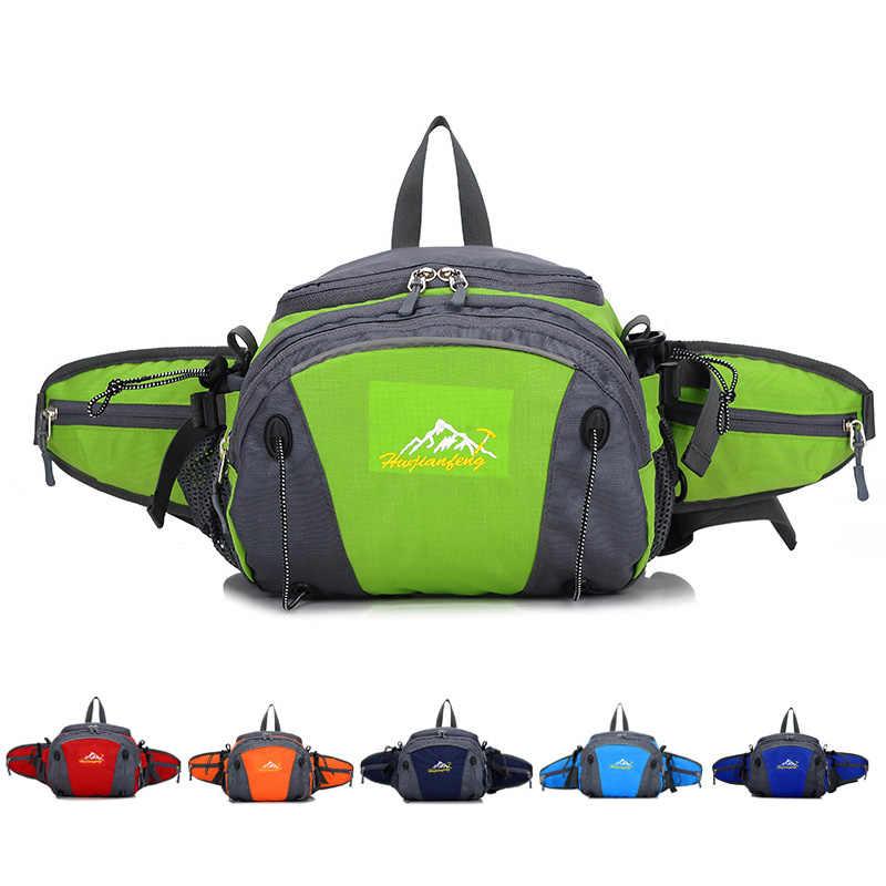 Waterproof Outdoor Sports Travel Camping Hiking Waist Hip Bum Pack Bag Backpack