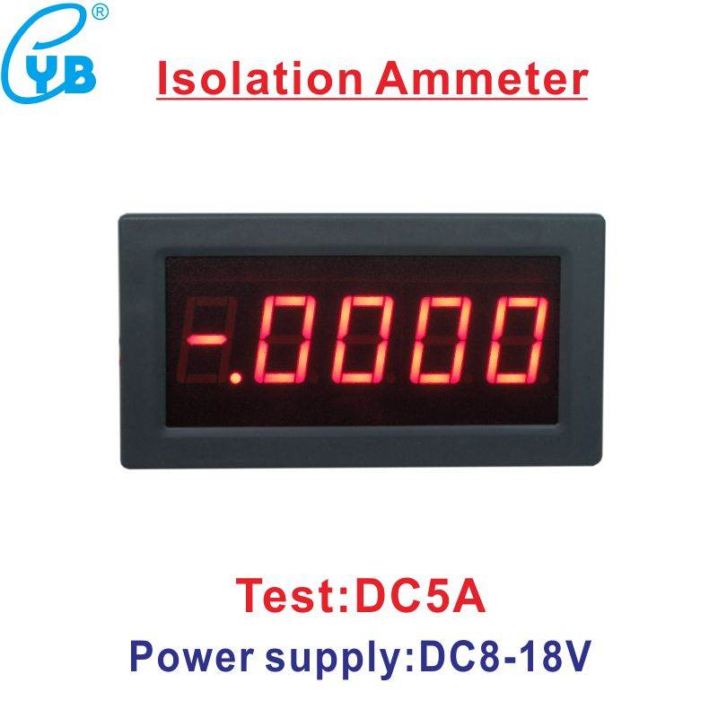 Bright Dc 50a Led Digital Amp Panel Meter Dc Ammeter Ampere Meter Current Meter Amperemeter Power Supply Dc 12v Street Price Electrical Instruments