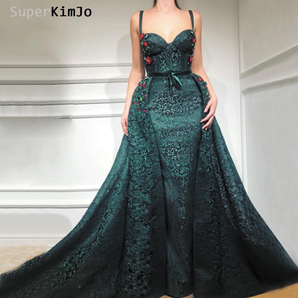 Honesty Burgundy Lace Mermaid Evening Dress Long 2019 Appliques Formal Evening Dresses Party Gowns Vestidos De Festa Kaftan Abenkleider Weddings & Events