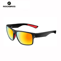 ROCKBROS Cycling Glasses Bicycle Riding Protection Goggles Driving Hiking Sports Sunglasses Cycling Eyewear Oculos Ciclismo