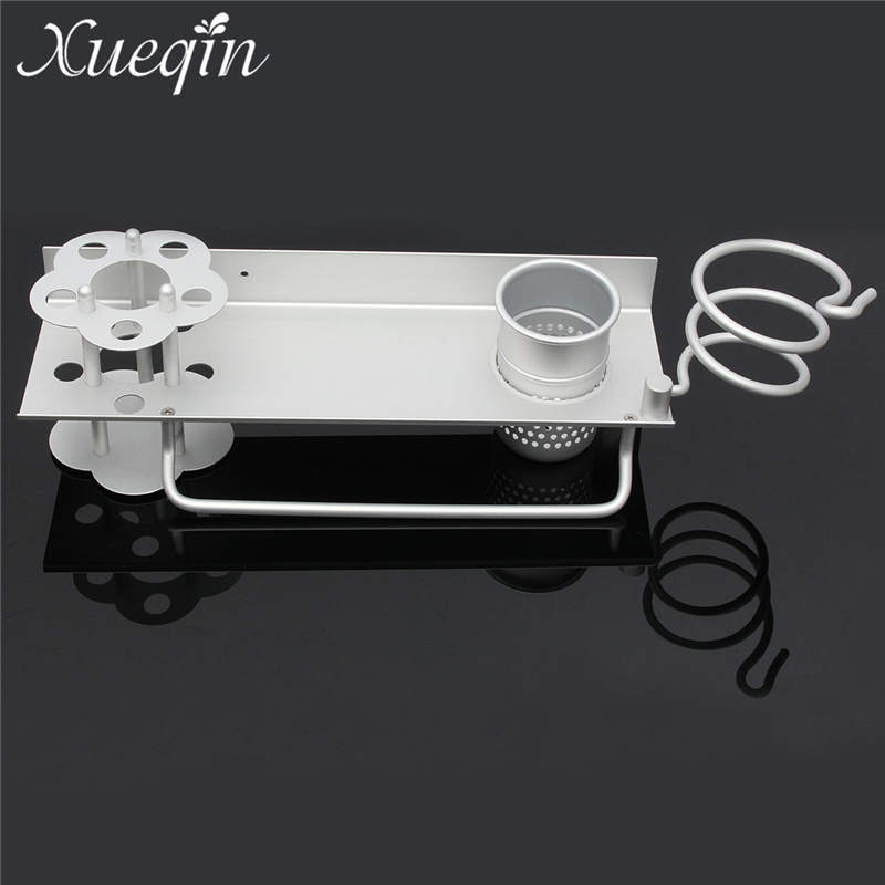Space Aluminum Bathroom shelf hair dryer rack with 1 cups hair dryer rack Households Rack Hair Blow Dryer Holder finger spinner plastic edc hand spinner for autism and adhd anxiety stress relief focus gift toys