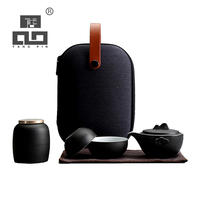 TANGPIN cerâmica bule chaleira escritório gaiwan xícara de chá bule de chá de viagem portátil jogo de chá|Jogos de chá| |  -