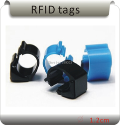 Free shippig 100pcs colors 125khz tk4100 chip card footstags pigeons ring tag chicken foot rfid tags.jpg 250x250