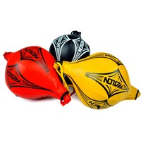 New Double End Muay Thai Boxing Punching Bag Speed Ball Punch Training Fitness ISP