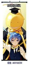 Assassination classroom Wall Scroll cosplay anime Fans Home Decor Poster G27