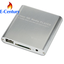 MANYTEL Mini Hd Player 1080P USB External Hdd Player With SD MMC Card Reader HOST OTG Support Mkv Hdmi Hdd Media Player