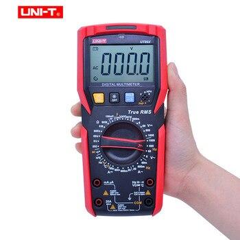 UNI-T UT89X/UT89XD true RMS Digital multimeter 20A high current digital multimeter NCV/capacitor/triode/temperature/LED test 1