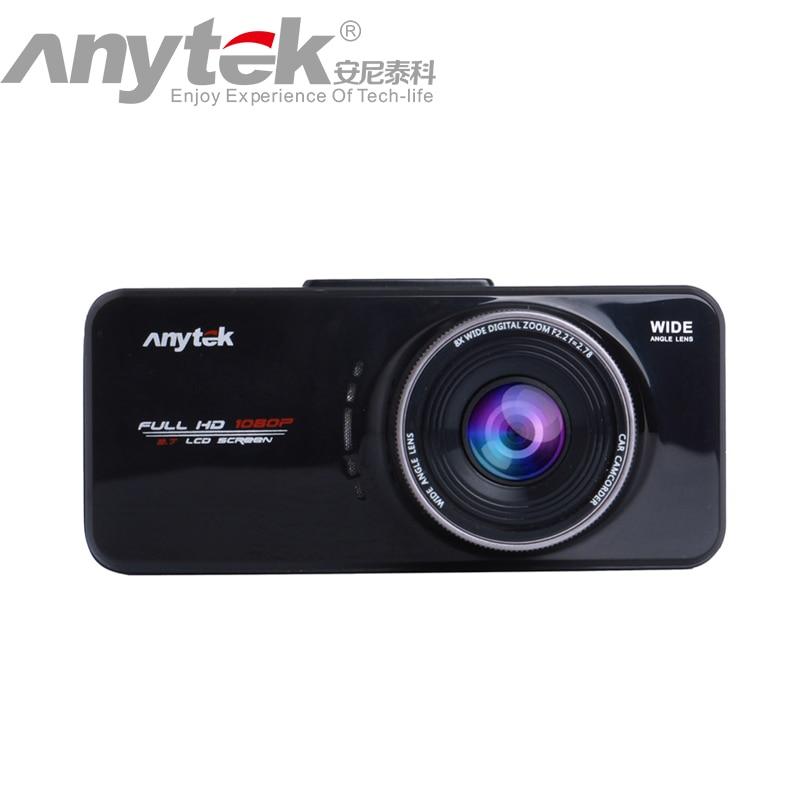 Anytek Car DVR AT66A AT66 2.7 Full HD G-Sensor Car Camera WDR GPS Night Vision Novatek 96650 Dash Cam Video Recorder Car DVRS 1 srh805s sma f baofeng 5r bf 888s