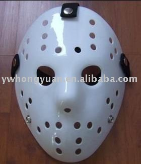 50pc Jason mask Hockey mask halloween mask free shipping to some country fast delivery