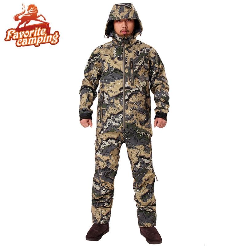 2017 الصيد suicamouflage سترة الرجال للماء - ملابس رياضية واكسسوارات