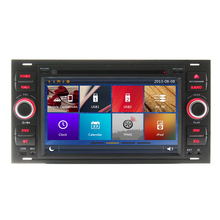 Car DVD Player GPS Navigation System For Ford Focus 2004 2005 2006 2007 2008 TPMS Mobile