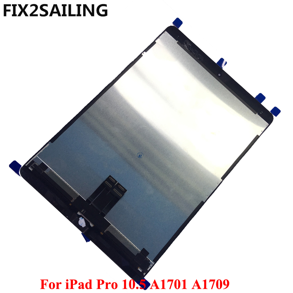 FIX2SAILING 100% New AAA Grade LCD Display Touch Screen Digitizer Assembly Replacement For Apple iPad Pro 10.5 A1701 A1709