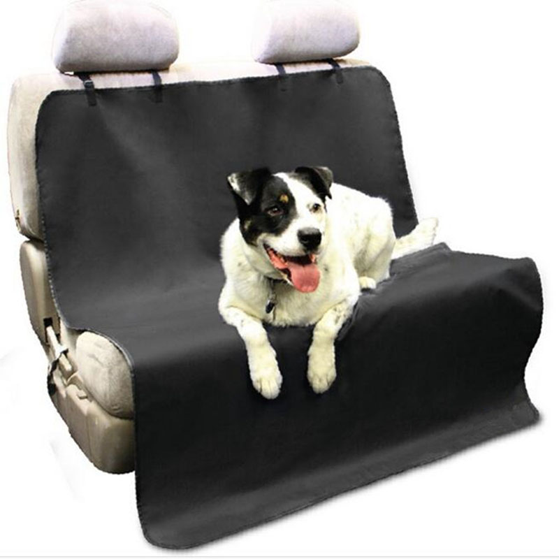 Universal Car Seat Cover Waterproof Mat Anti Mud Back Pet Cat Dog Seat Cushion Support Supply Protector Interior Car Styling in Automobiles Seat Covers from Automobiles Motorcycles