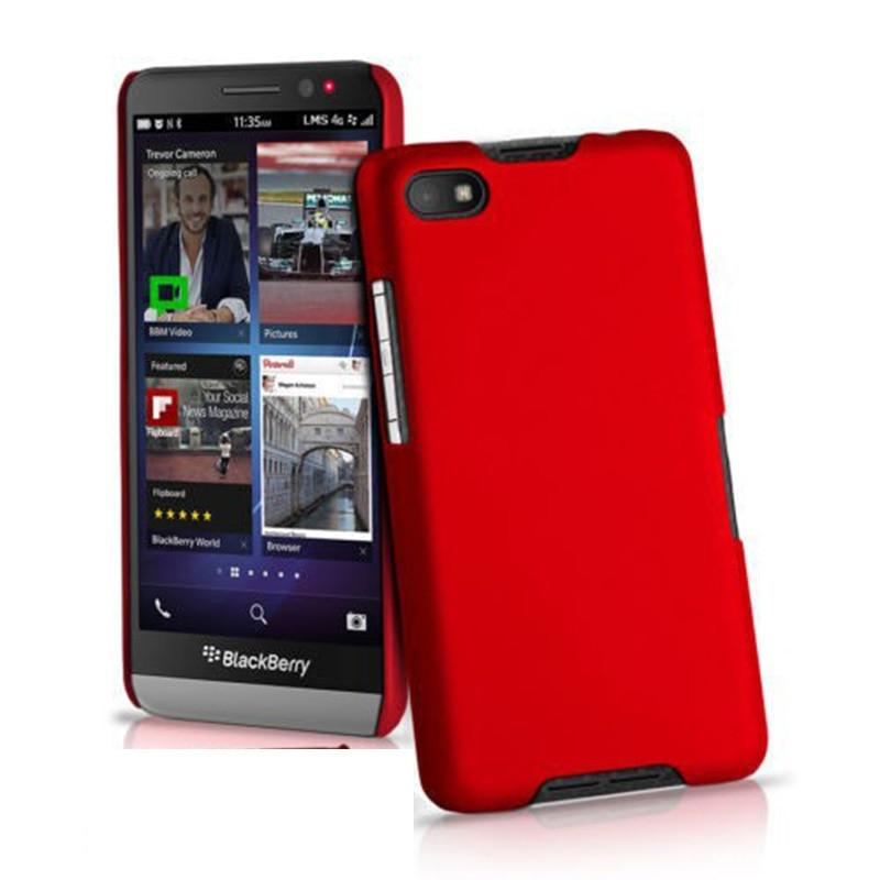 GXE Colorful Frosted Matt Rubber Plastic Hard Back Case Cover For BlackBerry Z30 Z20 Leap Z10 Priv Q5 Q10 Q20 Q30 DTEK50 DTEK60