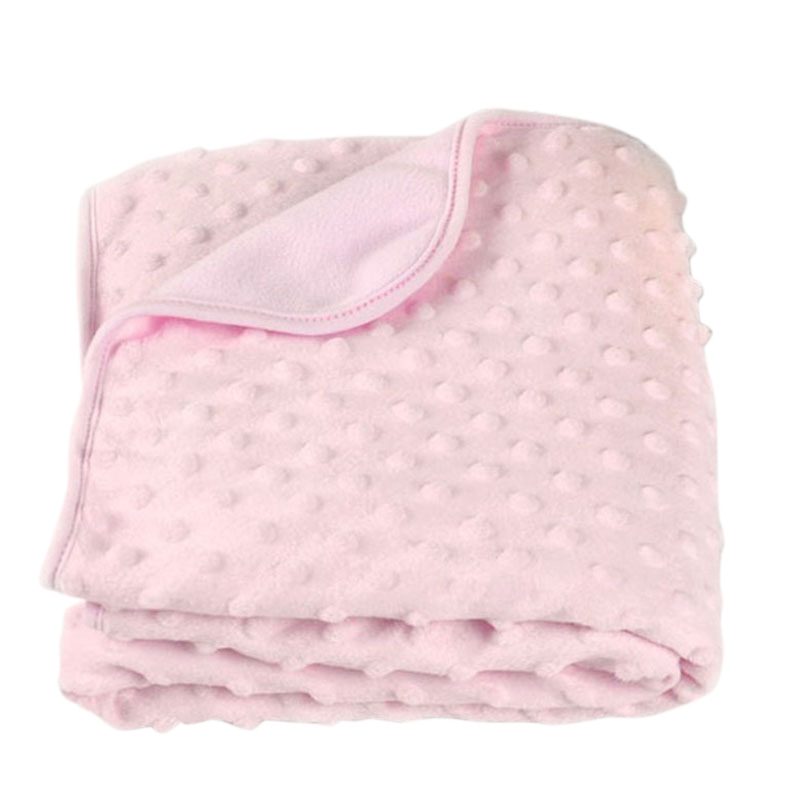 Aliexpress Com Buy Coral Fleece Newborn Baby Blanket