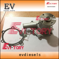 Для Mitsubishi L2E L3E L3A L3C L2C водяной насос + экспресс доставка