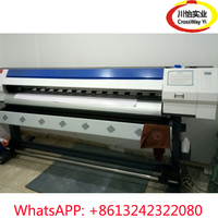 71 Inch 6feet DX5 DX7 Head Sublimation Plotter