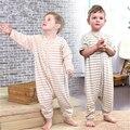 1 шт./лот Ноги спальный мешок летом пункт длинными рукавами с короткими рукавами детские спальный мешок спальный мешок C-SBK-SD-019