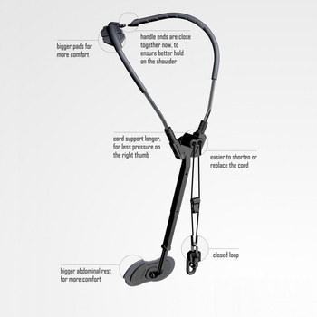 Adjustable Alto Tenor Saxophone Accessories  1