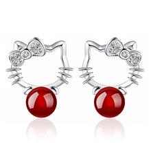 Charming Kitty Earrings
