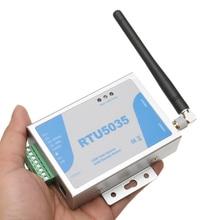 RTU5035 Operatore Scorrevole Apri del Cancello di Accesso Remoto GSM Interruttore del Relè Del Telefono Scuotendo La Funzione di Apertura della Porta di Controllo Senza Fili Opener