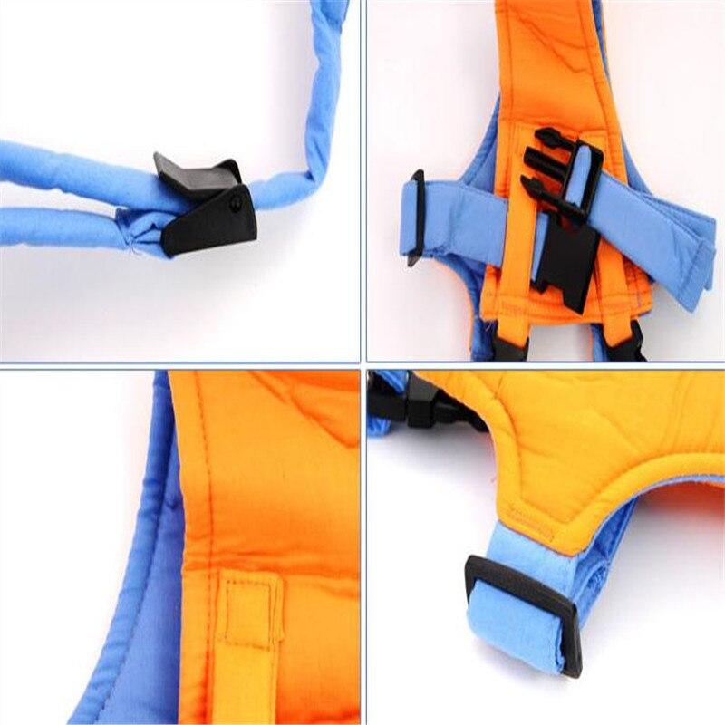 Высокое качество оранжевый детские ходунки Moon Walk Babi ремень безопасности для походов малыша Прогулки помощник Малыш Хранитель