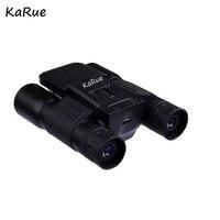 KaRue 2 LCD Screen CMOS HD 720P USB Digital Binocular Telescope 96m/1000m Zoom Telescopio DVR Binoculars Photo Camera Video