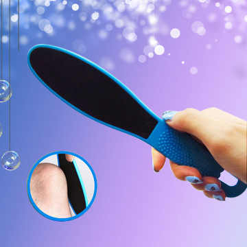 8 pz/set Manicure Cura Del Piede File Set Morti Pelle Dura Callus Remover Raschietto Pedicure Raspa Strumenti Piedi Cura Tool Kit strumento di Cura del piede