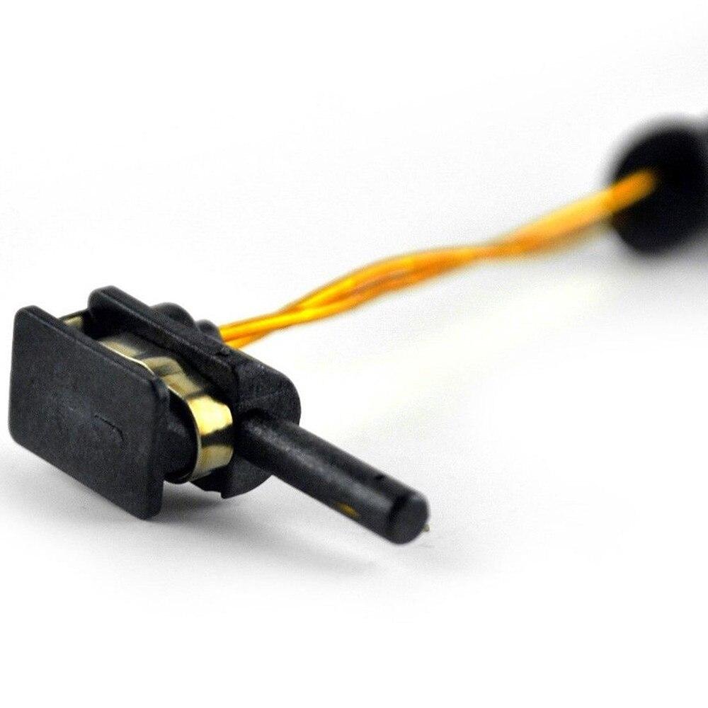 1 шт для передней панели/Задняя Тормозная колодка сигнализации Сенсор провода W220.203.W204 W219 для Mercedes-Benz сигнализация, устанавливаемая на тормозные диски Сенсор линии
