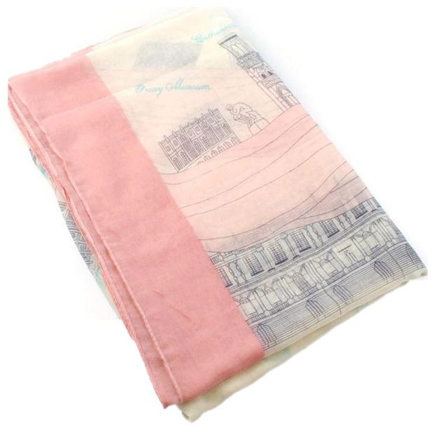 Hot Elegant Women Long Print Cotton   Scarf     Wrap   Ladies Shawl Large Silk   Scarves