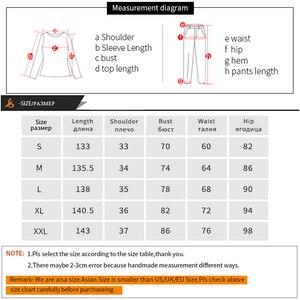 Image 5 - Chándal de manga corta con cremallera para mujer, ropa deportiva, ropa de entrenamiento, conjunto deportivo sin costuras, conjunto de Yoga elástico