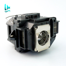 Replacement Cheap TV for ELPLP56 V13H010L56 Projector Lamp for EPSON EH-DM3 MovieMate 60 62 with Housing free shipping free shipping ux21511 rear replacement projection tv lamp projector light with housing for hitachi tv proyector luz lambasi