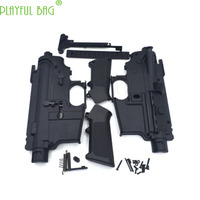 Outdoor activities CS toy water bullet gun Jinming 8 nylon main shell M4A1 main fittings shooting game Best Gift OI83
