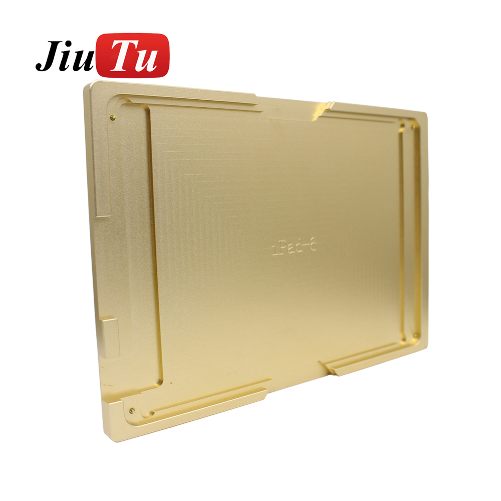 For iPad Air 2 (iPad 6) Metal Aluminum LOCA UV Glue Alignment LCD Outer Glass Lens Mould Mold Repair Broken Display Digitizer-in Power Tool Accessories from Tools    2
