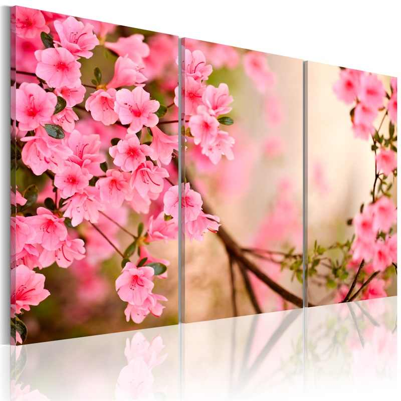 3 Pieces/set Animal poster series Wall Art For Wall Decor Home Decoration Picture Paint on Canvas Prints Painting PJMT-B (84)