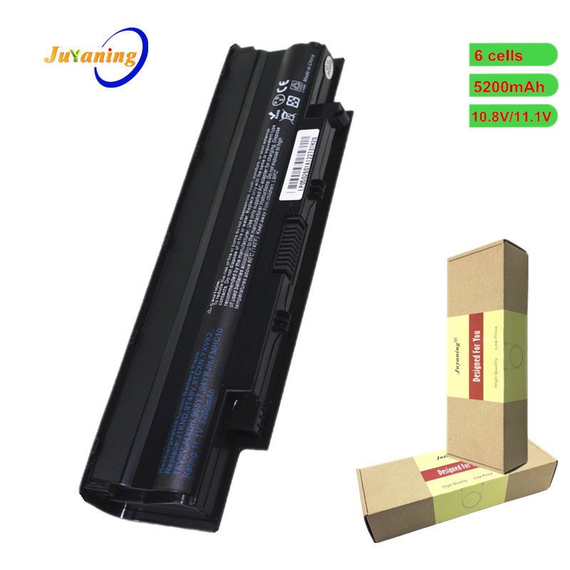 New Laptop Battery For Dell Inspiron N5020 N5030 N5040 N5050 N4010 N5010 N5110 N7010 N7110 For Vostro 1450 3450 3550 3750 J1KND