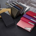 New Arrival Men Business ID Card Holder Stainless Steel Pocket Credit Card Holder Case Cover Free Shipping