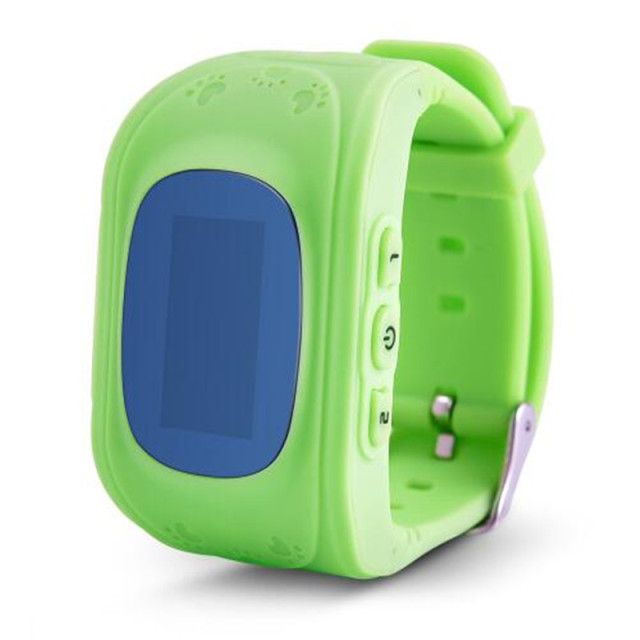 SZMDC HOT Q50 Children Kid Wristwatch GPS Locator Tracker Anti-Lost Smartwatch Child Guard