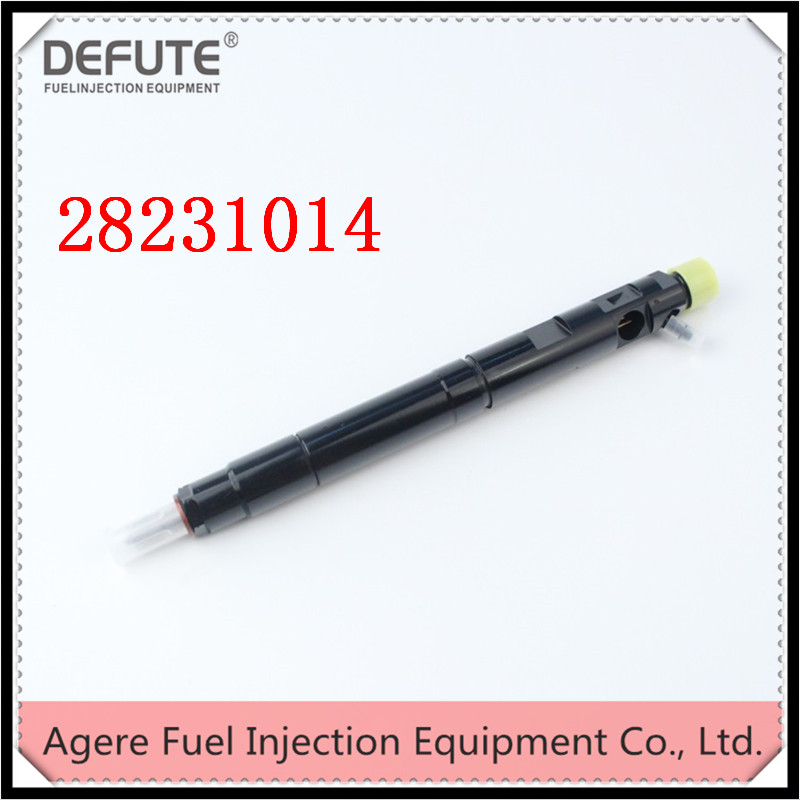 28231014 Fuel Injector Euro 5 Series 1100100-ED01 Automotive Fuel Diesel Sprayer Is Suitable For H5 H6.