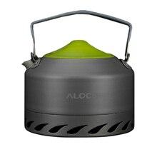 Alocs Ultralight Outdoor Water Kettle Tea Pot Travel Teaware CW K07