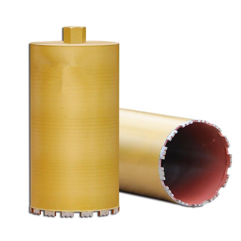 Bocado de broca do núcleo do perfurador da parede concreta para a instalação para o condicionamento de ar, a fonte de água e a perfuração da drenagem brocas para