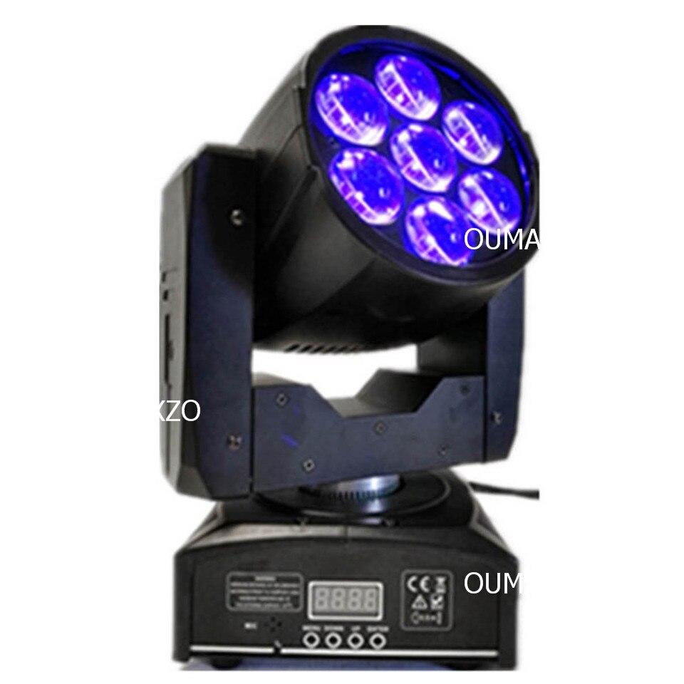 Feixe 4-em-1 12 W x 7 PCS