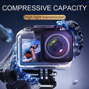 Image 4 - Водонепроницаемый чехол для спортивной камеры, новинка для DJI Osmo Action Diving, водонепроницаемый корпус, аксессуары 2019