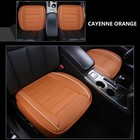 3D Universal Front Seat Cover Car Seat Cushion Cover Full Surround Protect Seat