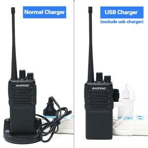 Image 2 - 2PCS Baofeng BF V9 מיני ווקי טוקי USB 5V תשלום מהיר UHF 400 470MHz עד של BF 888S bf888s שתי דרך רדיו חזיר נייד רדיו