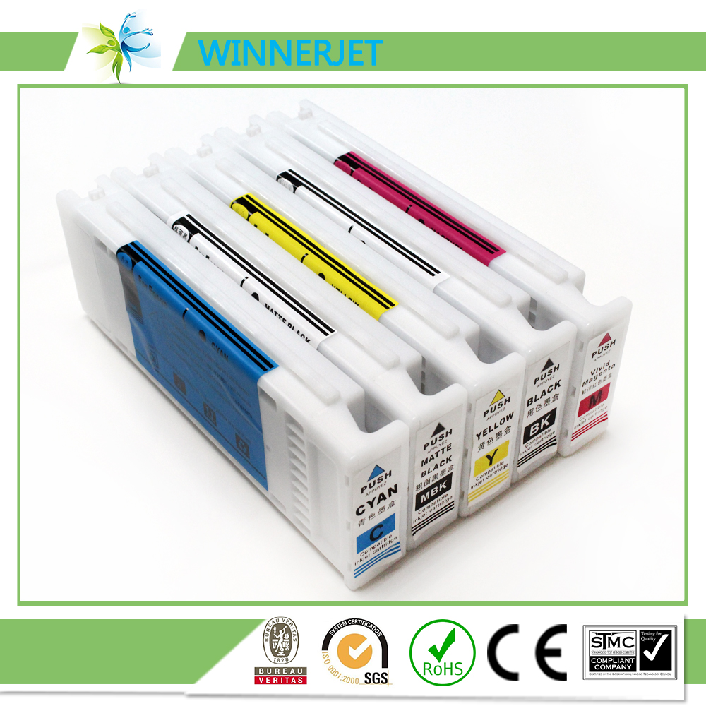 700ml compatible ink  cartridge for epson SC T series (4)