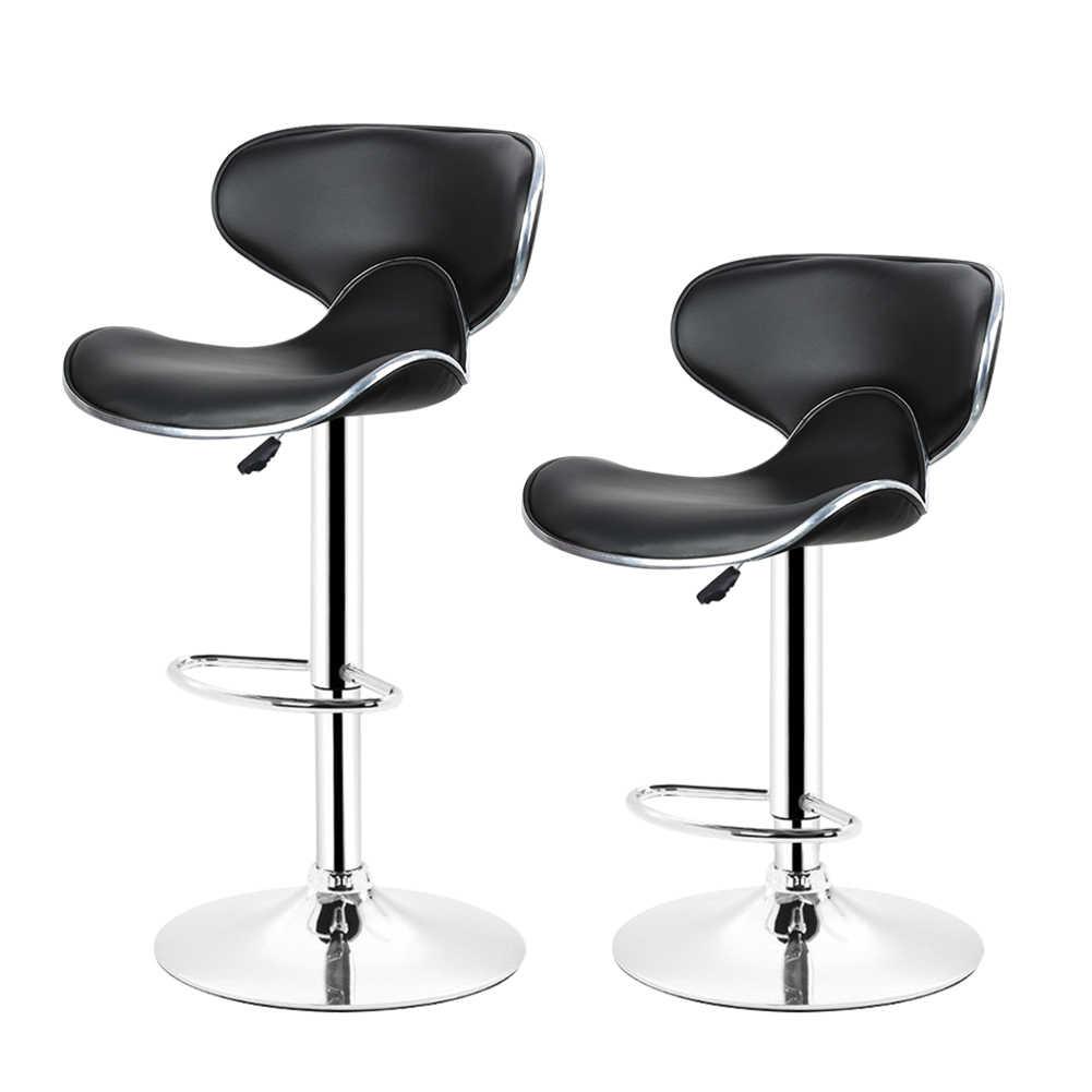 DOORSACCERY 2 шт./компл. отдыха стул барный высота подъема регулируется поворотный Офис стул Бесплатная доставка HWC